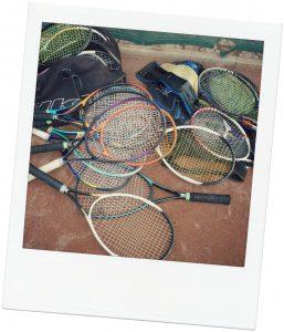 Weleens gedacht aan tennis als onderdeel van je bedrijfsuitje?