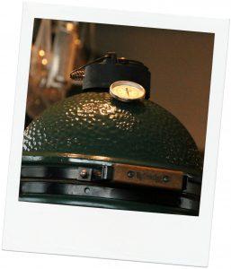 Leren roken op een Big Green Egg