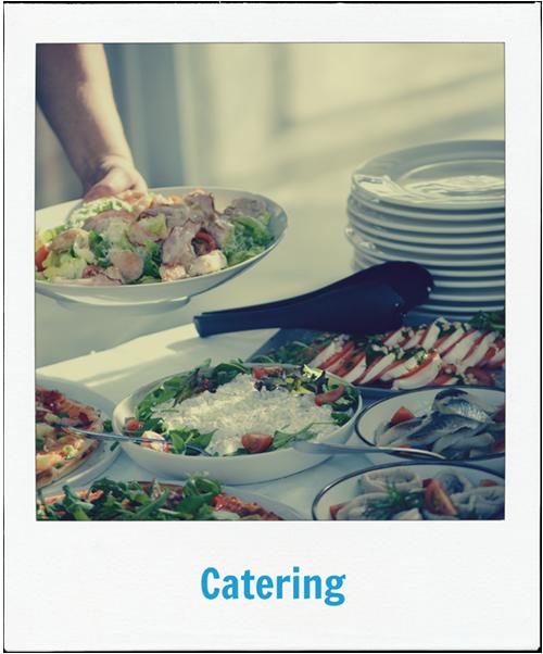 Catering voor je bedrijfsuitje