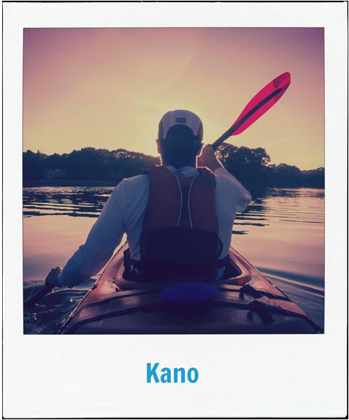 Stap jij in een kano?