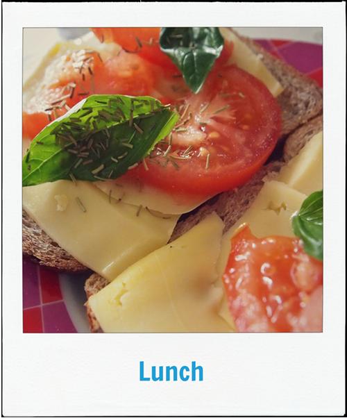Een lunch mag niet ontbreken bij een bedrijfsuitje