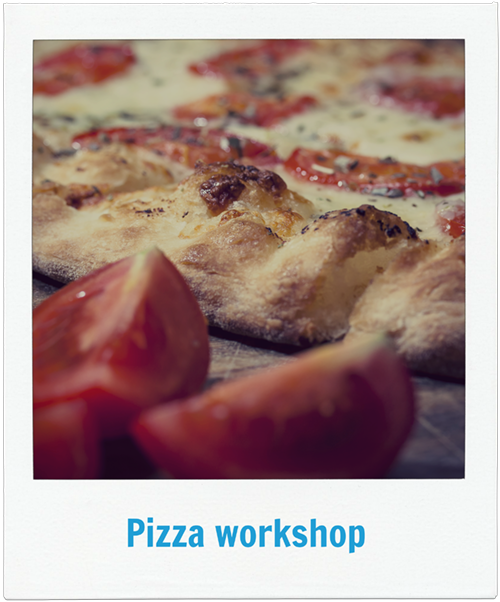 Pizza workshop bij Lokaal Westland