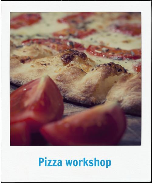 Pizza workshop bij Lokaal Westland