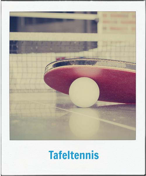 Tafel tennis