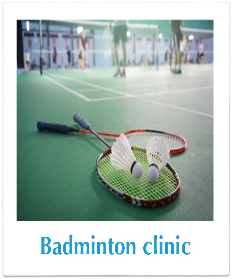 Badminton clinic