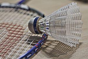 Badminton clinic